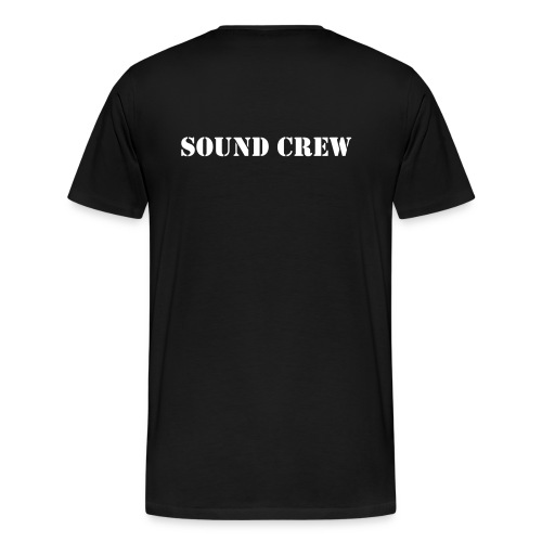 Sound Crew - Men's Premium T-Shirt