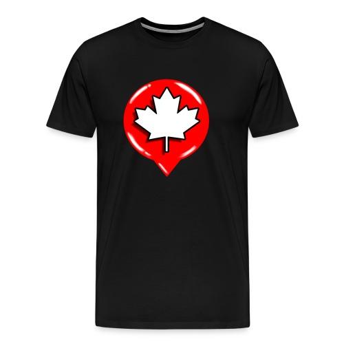 WHATSUP CANADA - Men's Premium T-Shirt