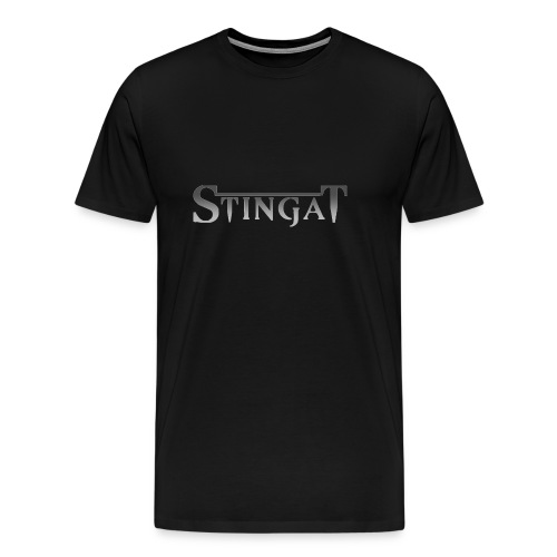 Stinga T LOGO - Men's Premium T-Shirt