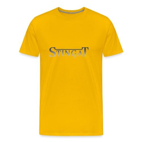 Stinga T LOGO - Men's Premium T-Shirt