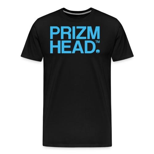 PRIZMHEAD SQ TM png - Men's Premium T-Shirt