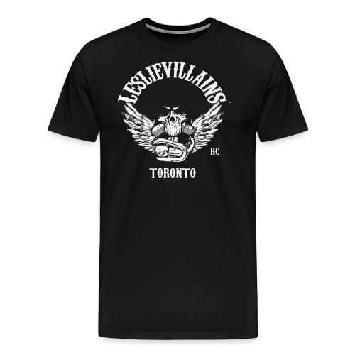 LESLIEVILLAIN ORIG 2 - Men's Premium T-Shirt