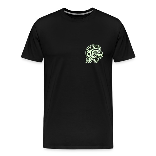 F Hwolf - Men's Premium T-Shirt