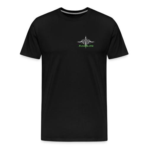 KustomBLOGGreenpng - Men's Premium T-Shirt