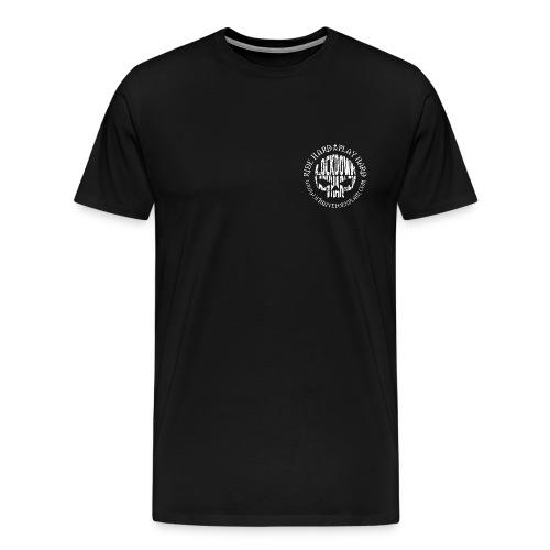 Ride Hard, Play Hard - Men's Premium T-Shirt