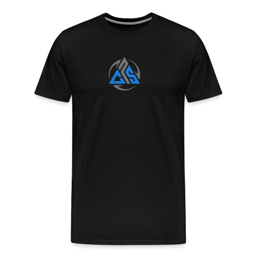 Front and back - Men's Premium T-Shirt