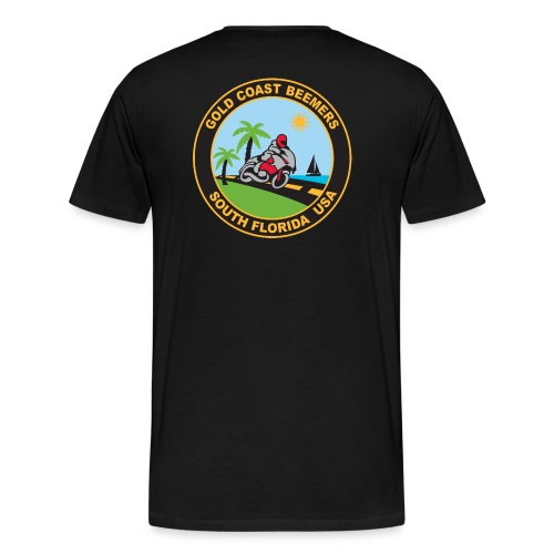 GCB Transparent SS copy 9 - Men's Premium T-Shirt