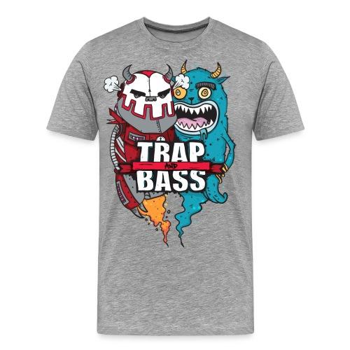 shirt design print copy png - Men's Premium T-Shirt