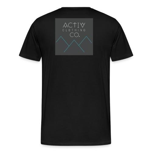 Activ Clothing - Men's Premium T-Shirt