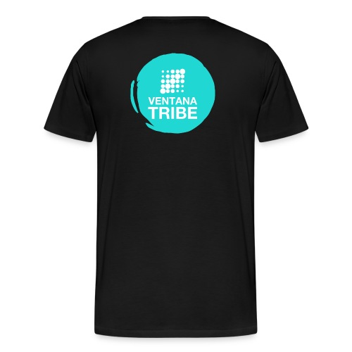 Ventana Tribe Circle - Men's Premium T-Shirt