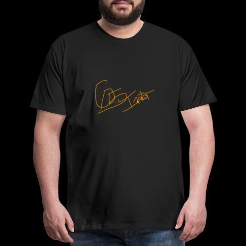 g5 singnature - Men's Premium T-Shirt