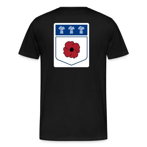 Saskatchewan Large - Men's Premium T-Shirt