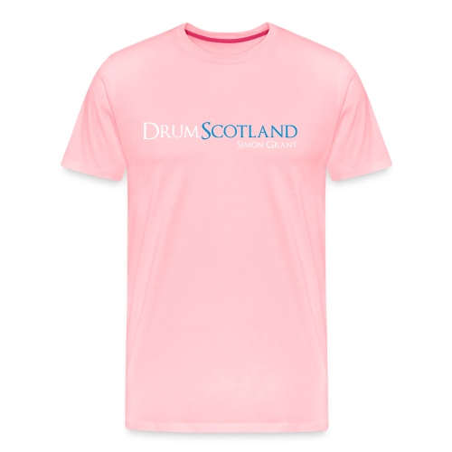 1148830 15422421 drumscotland classic or - Men's Premium T-Shirt