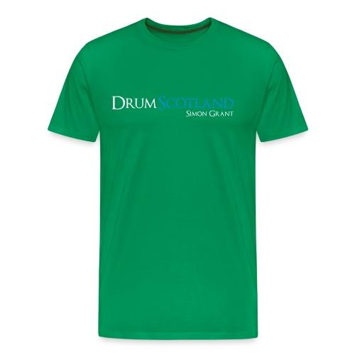 1148830 15422421 drumscotland classic or - Men's Premium T-Shirt