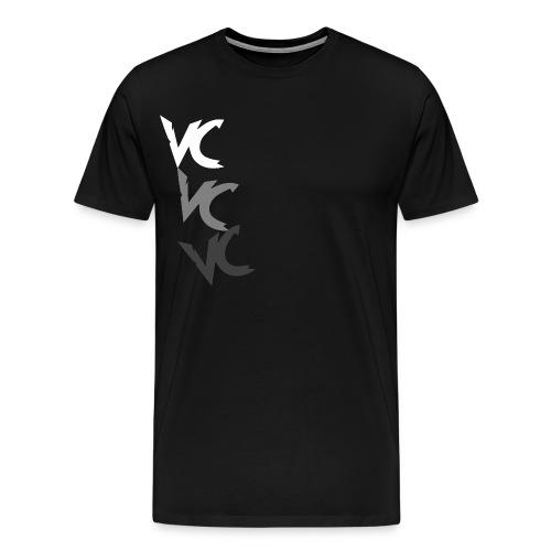 V3L0C1TY Logo T-Shirts - Men's Premium T-Shirt