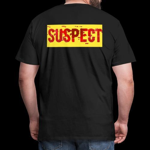 SUSPECT - Men's Premium T-Shirt