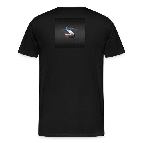 Youtube Channel Merch - Men's Premium T-Shirt