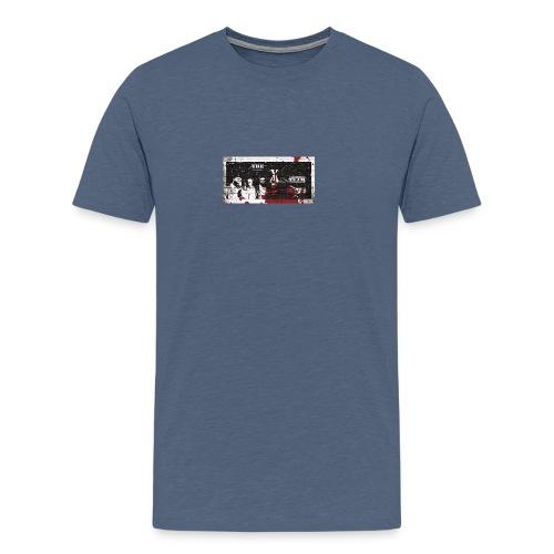 The vApe TEAM Murda Tee - Men's Premium T-Shirt