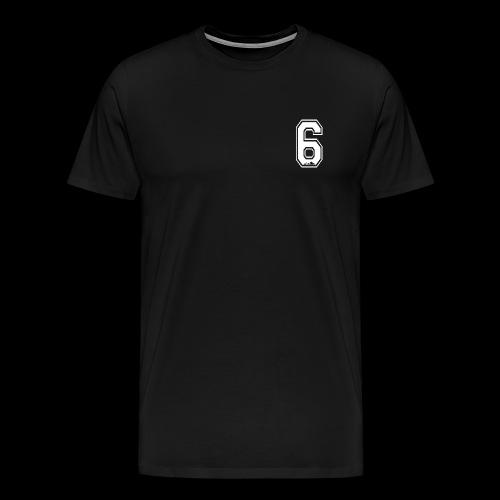 6 trans white - Men's Premium T-Shirt