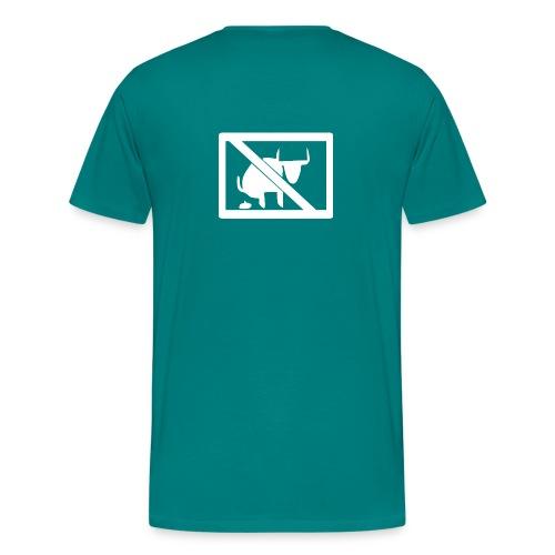 No Bull logo - Men's Premium T-Shirt