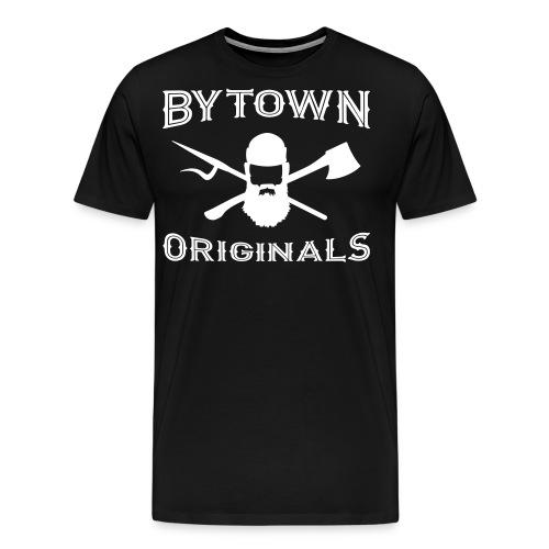 Bytown White - Men's Premium T-Shirt