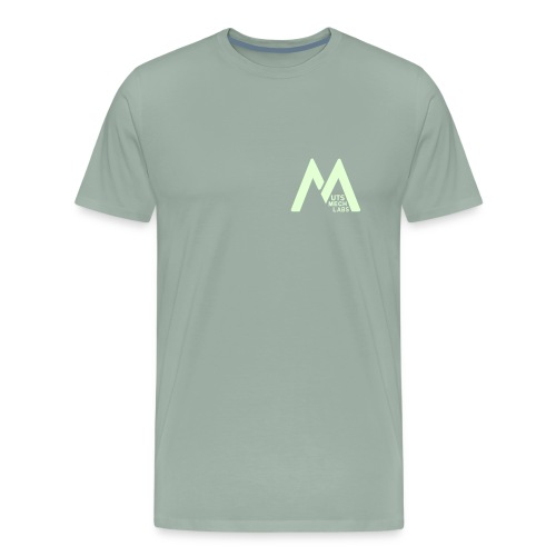 DESIGN 2017 M Labs Front - Men's Premium T-Shirt