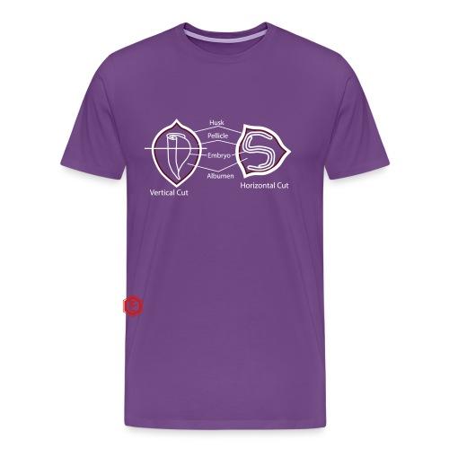 For Hirobe's Dark Soba Club Standard T - Men's Premium T-Shirt