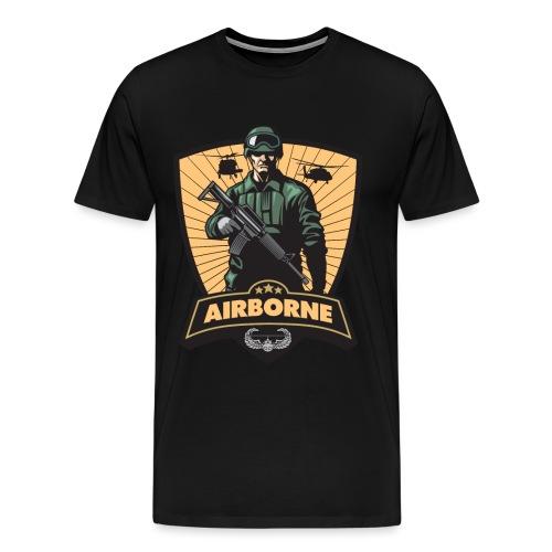Air Assault Trooper - Men's Premium T-Shirt