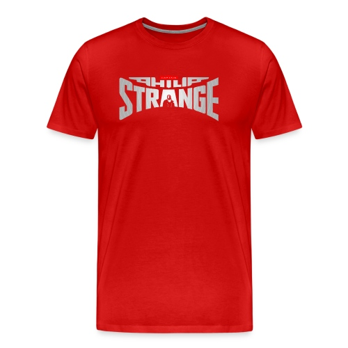 Philip Strange Logo black - Men's Premium T-Shirt