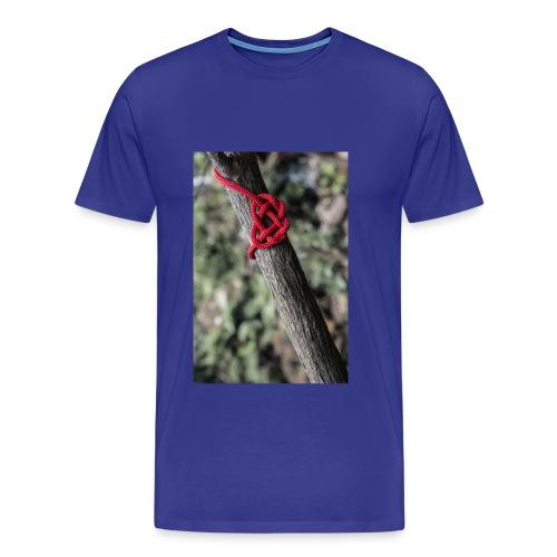 my name is Tarikul islam from bangladesh - Men's Premium T-Shirt