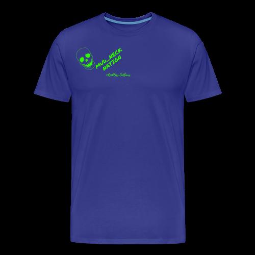 Mud_Neck Shirt - Men's Premium T-Shirt