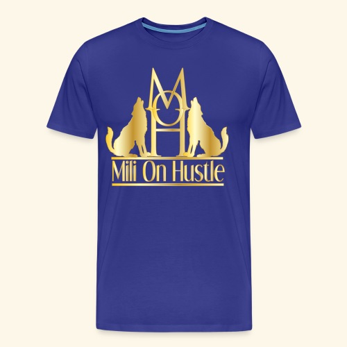 New Mili On Hustle - Men's Premium T-Shirt