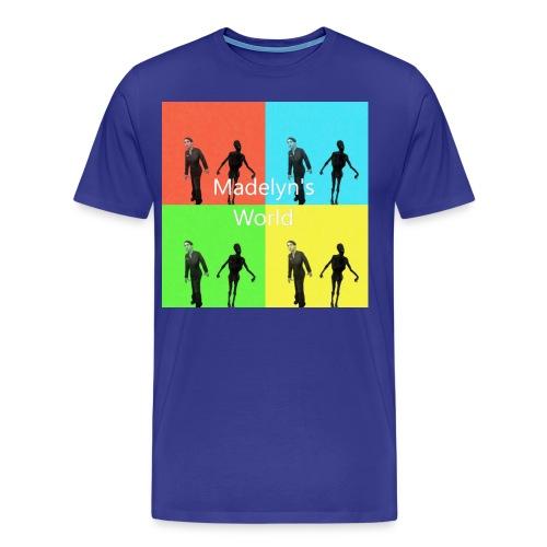 Madelyn's World - Men's Premium T-Shirt