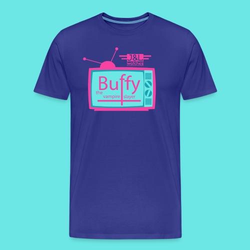 Logo Buffy - Men's Premium T-Shirt