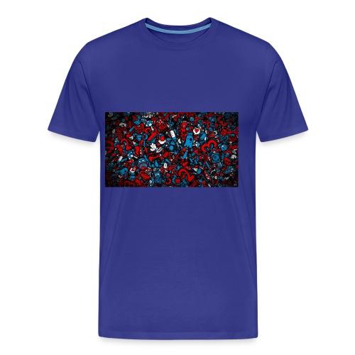 Official Thunder - Men's Premium T-Shirt