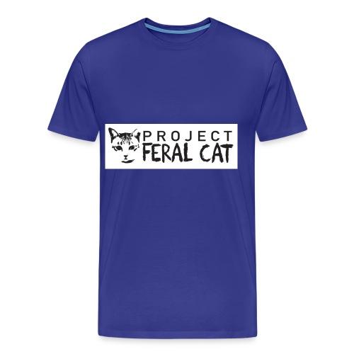 Feral Cat Fundraiser Official merchandise - Men's Premium T-Shirt