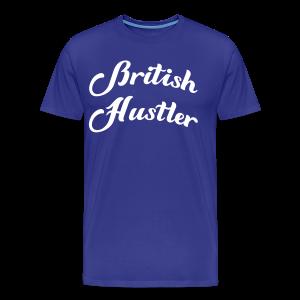 British Hustler - Men's Premium T-Shirt