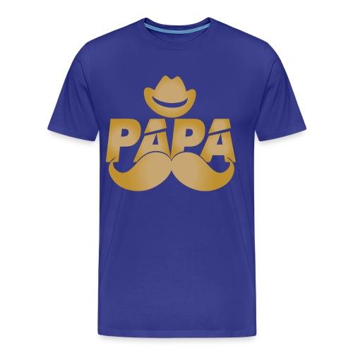 My Beloved PAPA - Men's Premium T-Shirt
