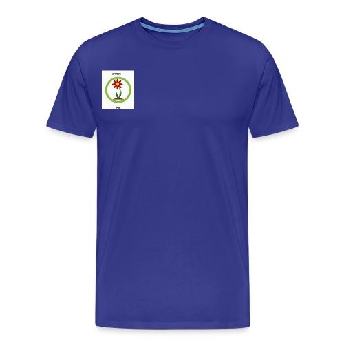 spring is great - Men's Premium T-Shirt