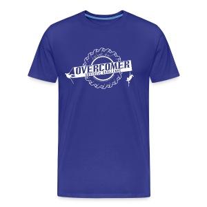 Overcomer - Men's Premium T-Shirt