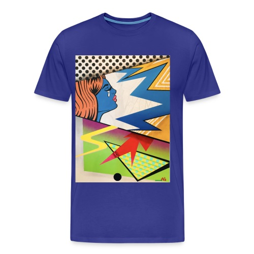 Retro POP - Men's Premium T-Shirt
