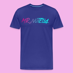 MR.nutella merch - Men's Premium T-Shirt