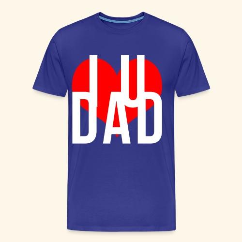 Father's day design - Men's Premium T-Shirt