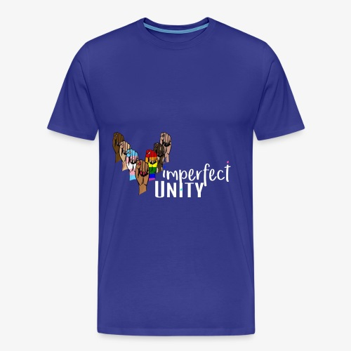 Imperfect Unity - Men's Premium T-Shirt