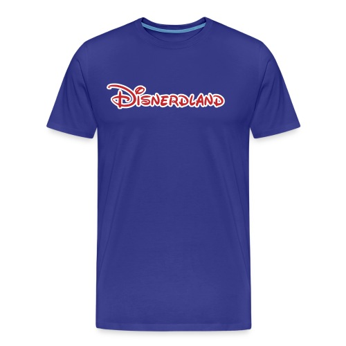 Disnerdland - Men's Premium T-Shirt