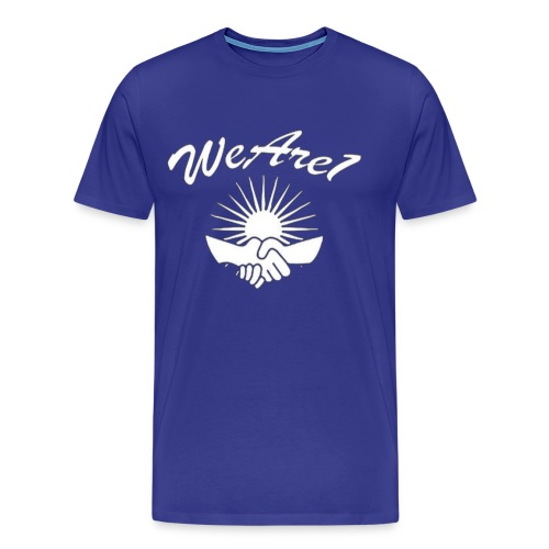 WeAre1 - Men's Premium T-Shirt