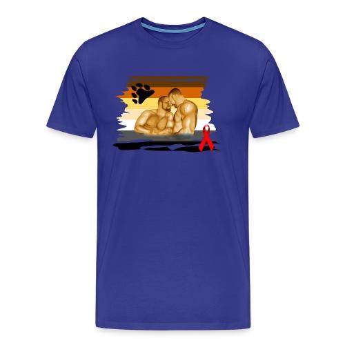 Two Bears - Men's Premium T-Shirt