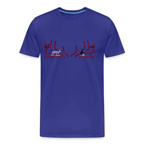 Obsessively Outdoors - Men's Premium T-Shirt