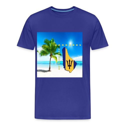 Barbados Good Morning - Men's Premium T-Shirt