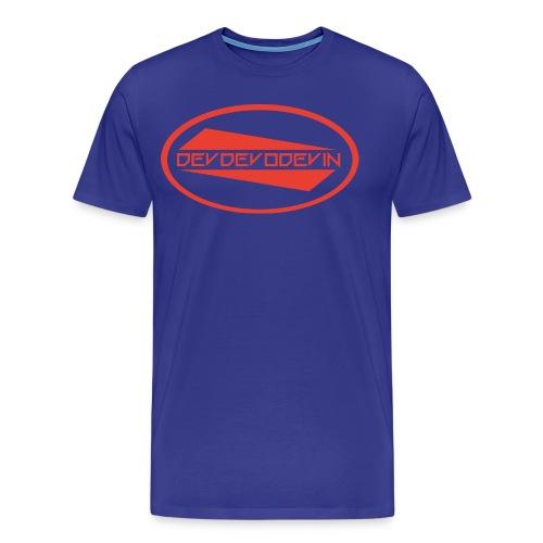 Classic Logo Tee - Men's Premium T-Shirt
